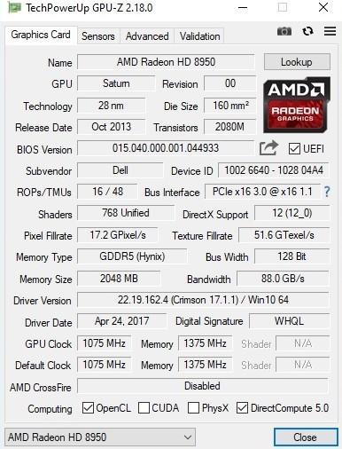 AMD FirePro M6100